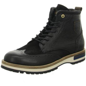 Pantofola d` Oro Schnürboot schwarz