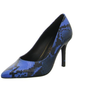 Marian Pumps blau