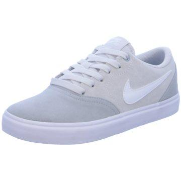 Nike Skaterschuh grau