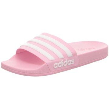 Adidas Badeschuhe für Damen im Online Shop kaufen |