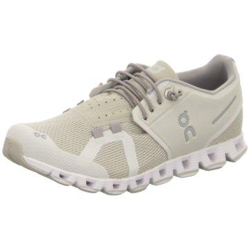 ON RunningCLOUD beige
