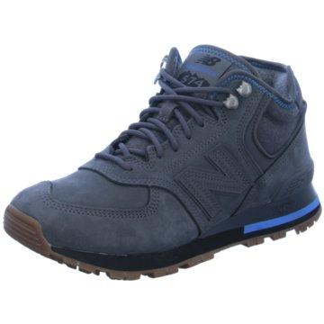 New Balance Sneaker High grau