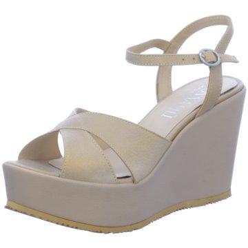 Donna Piu Top Trends Sandaletten beige