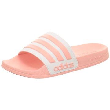 adidas BadeschuhAdilette Shower Women lachs