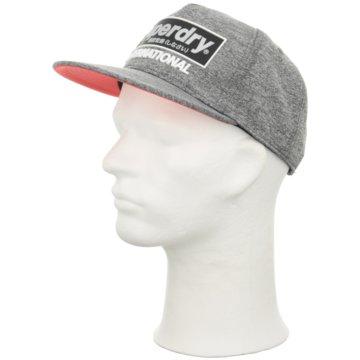 Superdry Hüte, Mützen & Caps grau