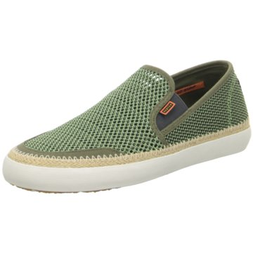 Scotch & Soda Slipper grün
