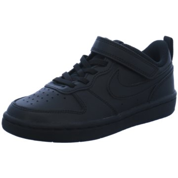Nike Sneaker LowCOURT BOROUGH LOW 2 - BQ5451-001 schwarz