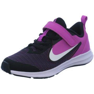Nike Sneaker LowDOWNSHIFTER 9 - AR4138-016 schwarz