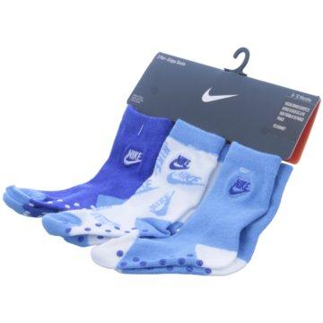Nike Socken blau