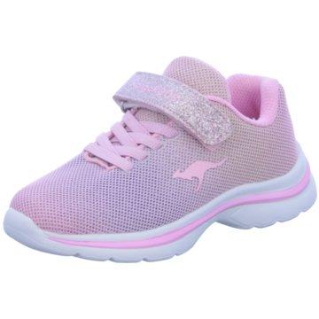 KangaROOS Sneaker Low pink