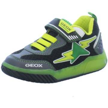 Geox Schnürschuh schwarz