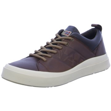 Napapijri Sneaker Low braun