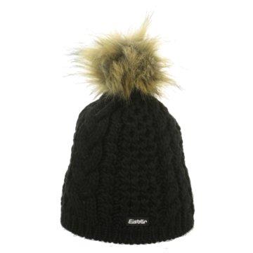 Eisbär Hüte, Mützen & Co. schwarz