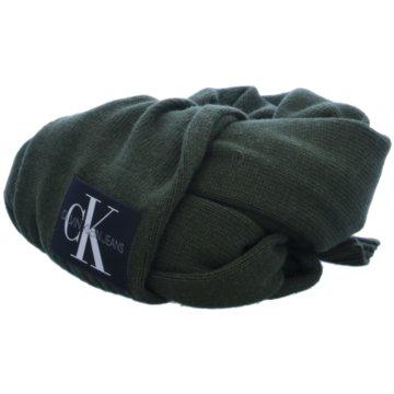 Calvin Klein Tücher & Schals grün