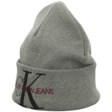 Calvin Klein Hüte & Mützen grau