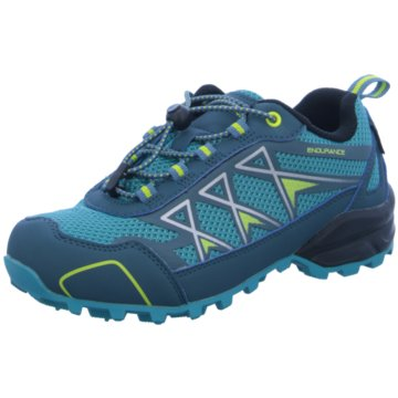 Endurance Outdoor Schuh blau