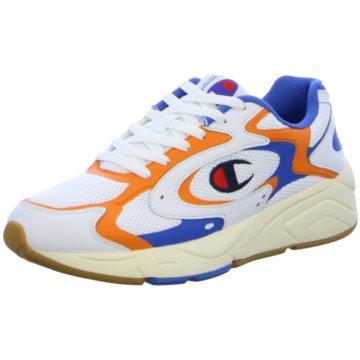 Champion Sneaker Low weiß