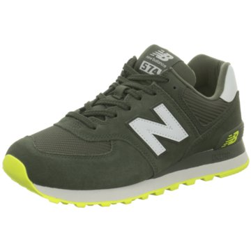 New Balance Sneaker Low oliv