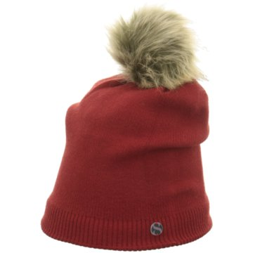 Seiden-Grohn Hüte & Mützen rot
