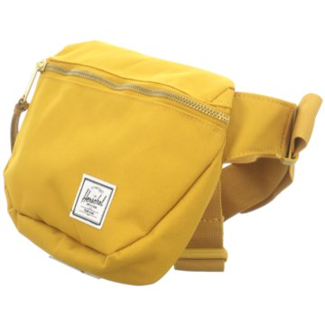 Herschel Taschen Damen gelb