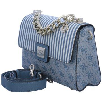 Guess Taschen Damen blau