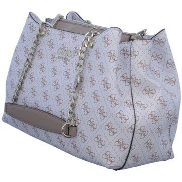 Guess Taschen Damen weiß