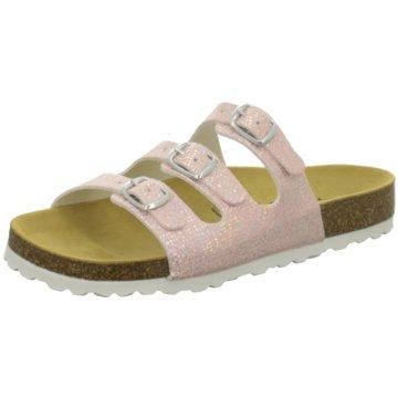 BIO POINT Offene Schuhe rosa