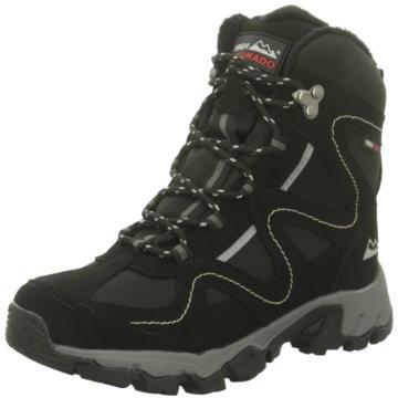 HIGH COLORADO Outdoor Schuh schwarz