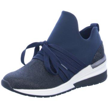 La Strada Sneaker High blau