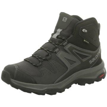 Salomon Outdoor Schuh - L40674500 grau