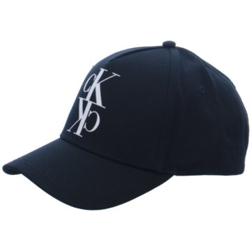 Calvin Klein Hüte, Mützen & Caps schwarz