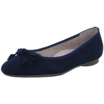 Paul Green Klassischer Ballerina blau