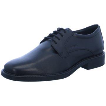 Geox Business Outfit schwarz