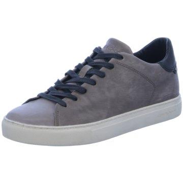 Crime London Sneaker Low grau