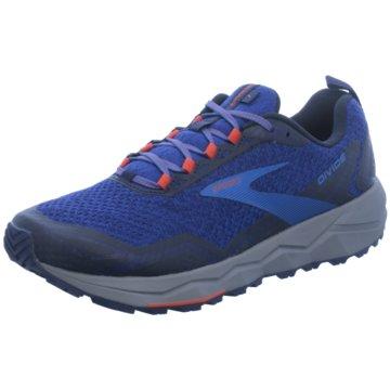 Brooks TrailrunningDIVIDE - 1103331D424 blau