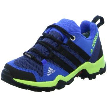 adidas Wander- & Bergschuh84Terrex AX2R R.RDY K blau