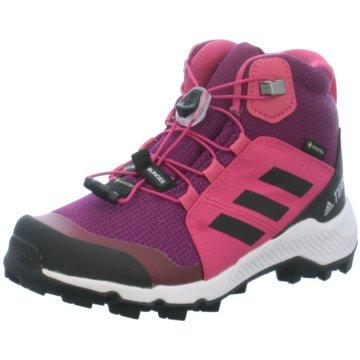 adidas Outdoor Schuh rot