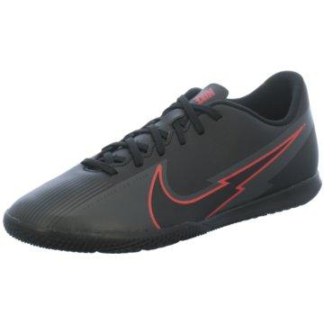 Nike Hallen-SohleMERCURIAL VAPOR 13 CLUB IC - AT7997-060 schwarz
