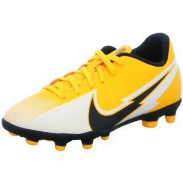 Nike Stollen-SohleJR. MERCURIAL VAPOR 13 CLUB MG - AT8161-801 gelb