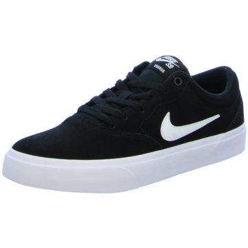 Nike Sneaker LowNike SB Charge Suede Women's Skate Shoe - CQ2470-001 schwarz