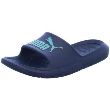 Puma Badelatsche blau