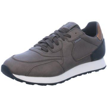 Geox Sneaker Low braun