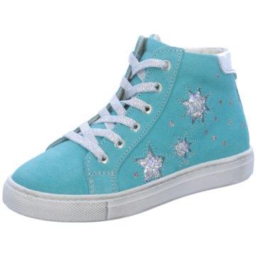 Lepi Sneaker High türkis