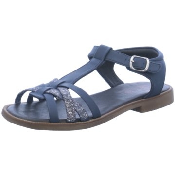 Lepi Offene Schuhe blau