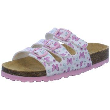 Esca Offene Schuhe weiß