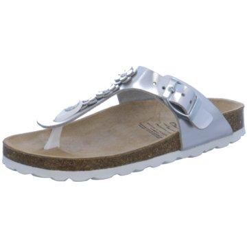 Esca Offene Schuhe silber