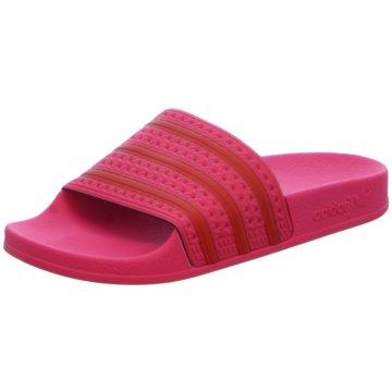 adidas BadelatscheADILETTE W pink