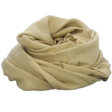 Seiden-Grohn Tücher & Schals gelb