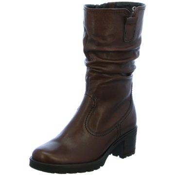 Gabor comfort Klassischer Stiefel braun