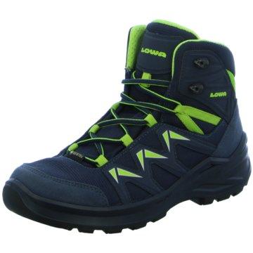 LOWA Wander- & BergschuhINNOX PRO GTX MID JUNIOR - 650116 blau